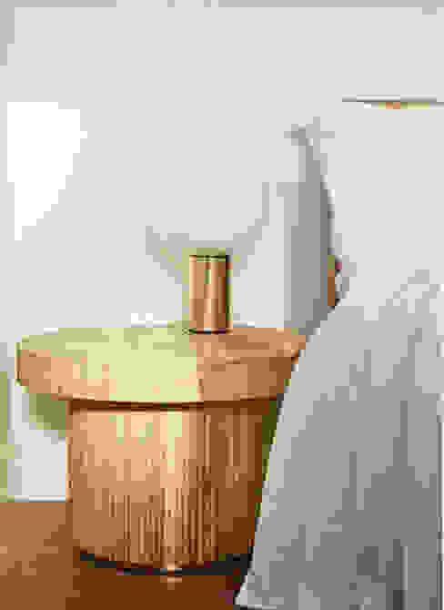 Dormitorio NRN diseño de interiores Dormitorios pequeños