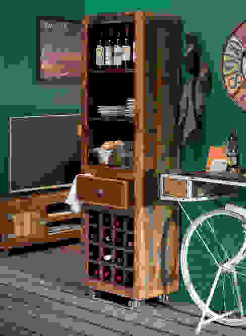 Mobili vintage nuovimondi di Flli Unia snc Soggiorno in stile industriale