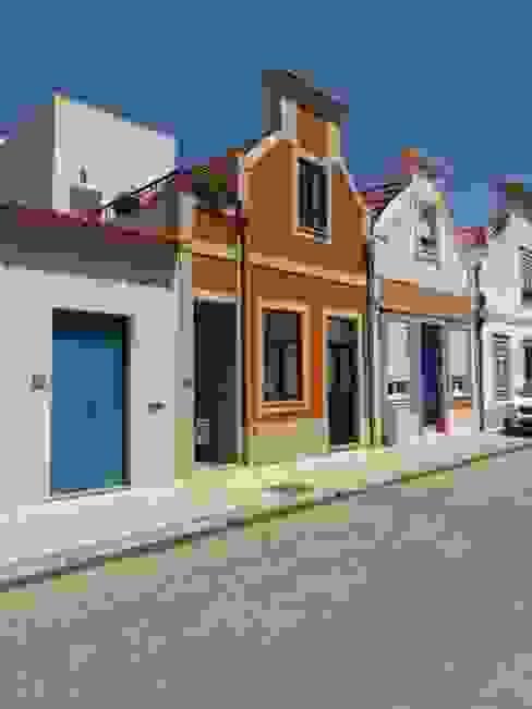 habitar 9 Pedrus - Arquitetura Casas modernas