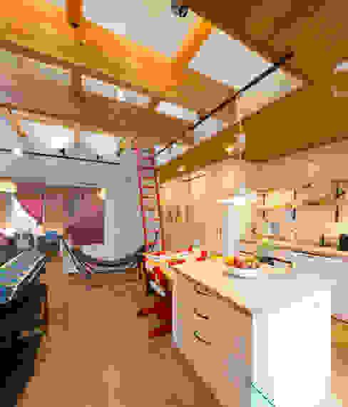 原山Y邸: 株式会社アートアーク一級建築士事務所が手掛けたダイニングです。