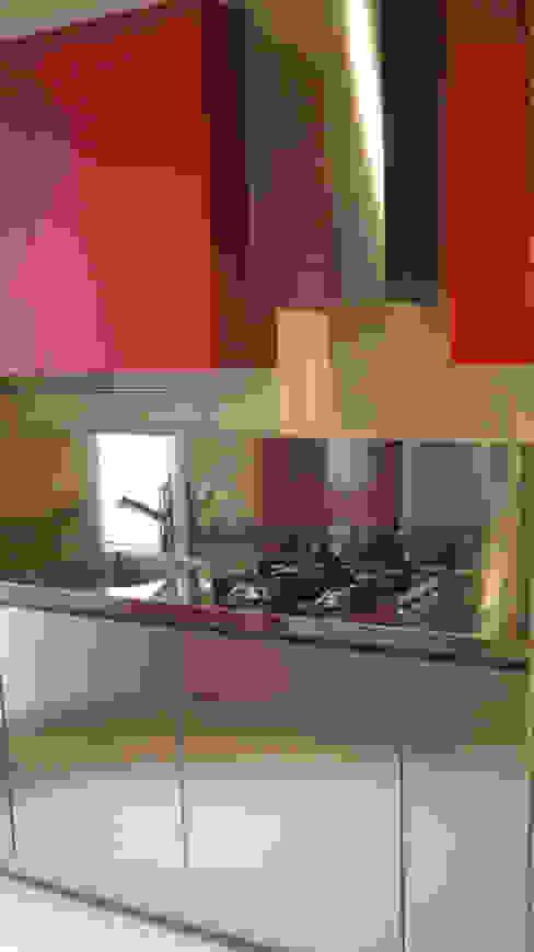Moderne Küchen von SteellArt Modern Eisen/Stahl