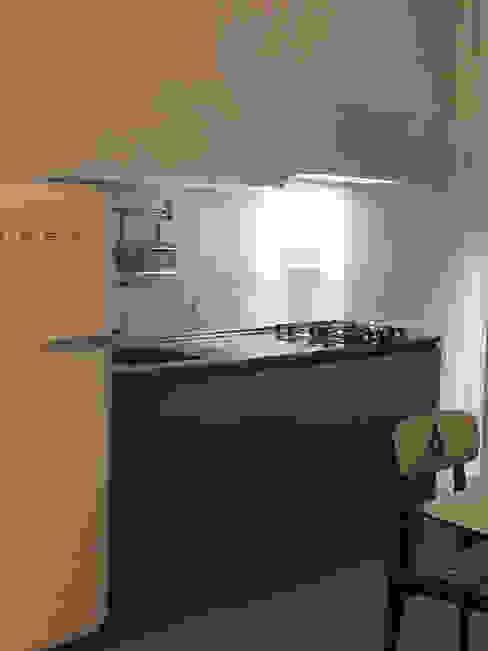 Küche von SteellArt , Modern Eisen/Stahl