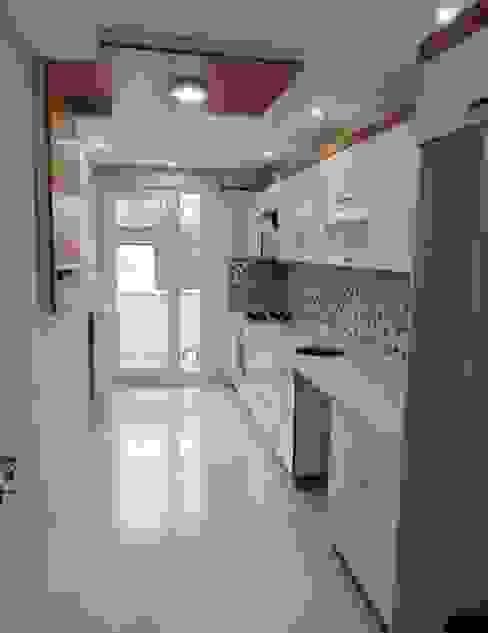 Halif yapı – İç Tasarım ve Uygulama Modelleri:  tarz Mutfak