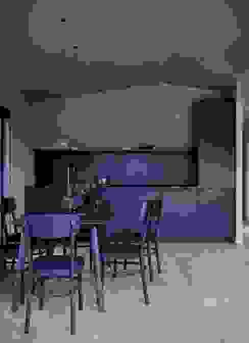 Модульный деревянный дом 53 кв.м: Кухни в . Автор – Module dom,