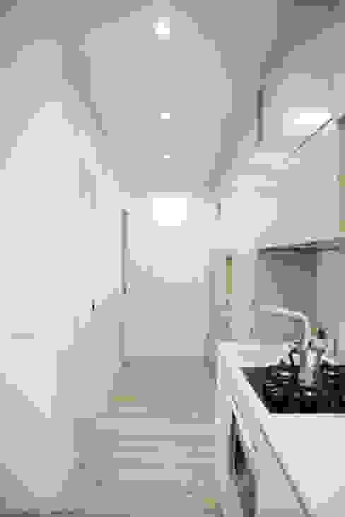 corridoio Spazio 14 10 Cucina minimalista