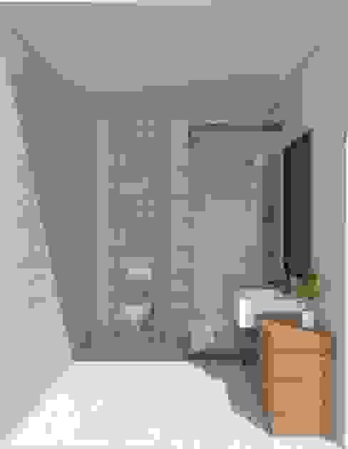 Moderne Badezimmer von SKY İç Mimarlık & Mimarlık Tasarım Stüdyosu Modern
