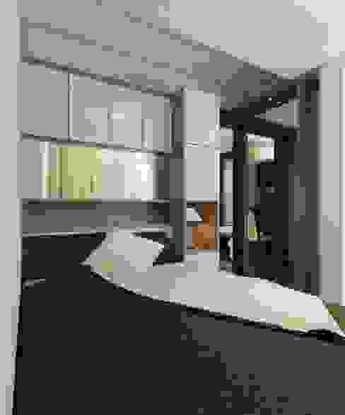 Apartemen The Jarrdin Bandung Maxx Details Kamar Tidur Modern