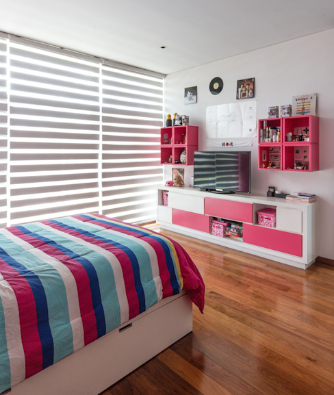 Boys Bedroom by TaAG Arquitectura