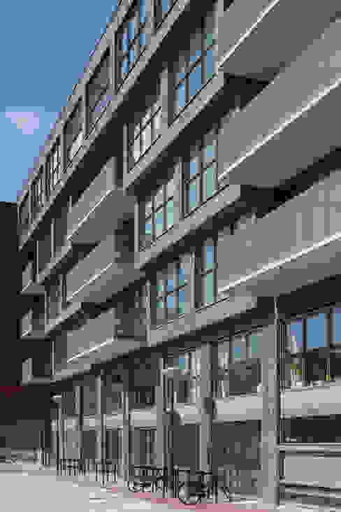 Seniorenwoningen Oostpoort TEKTON architekten Balkon