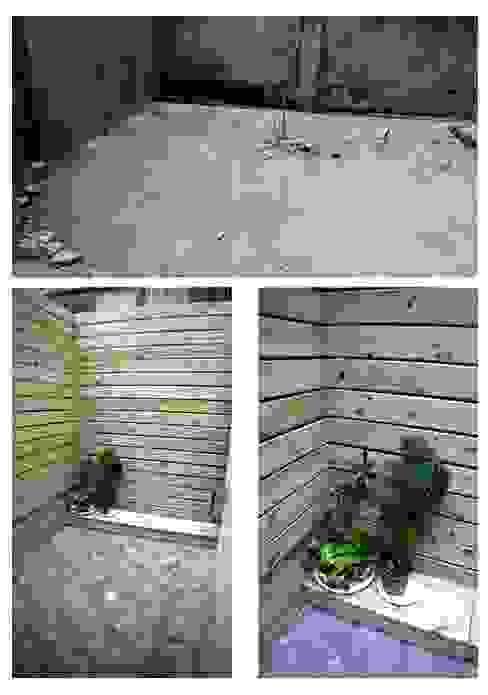 奕禾軒 空間規劃 /工程設計 JardimCercas e muros