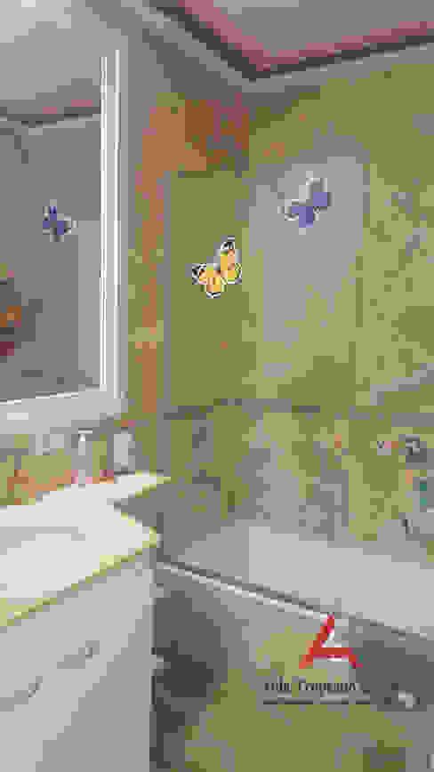 Baño infantil Baños modernos de Aida tropeano& Asociados Moderno
