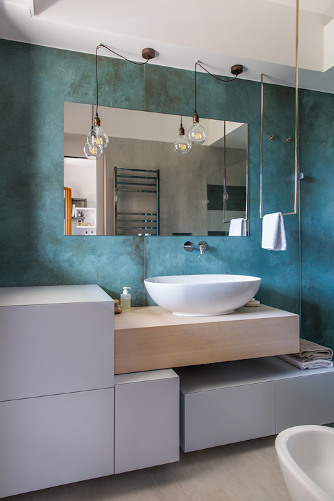 Modern bathroom by Orsolini Modern