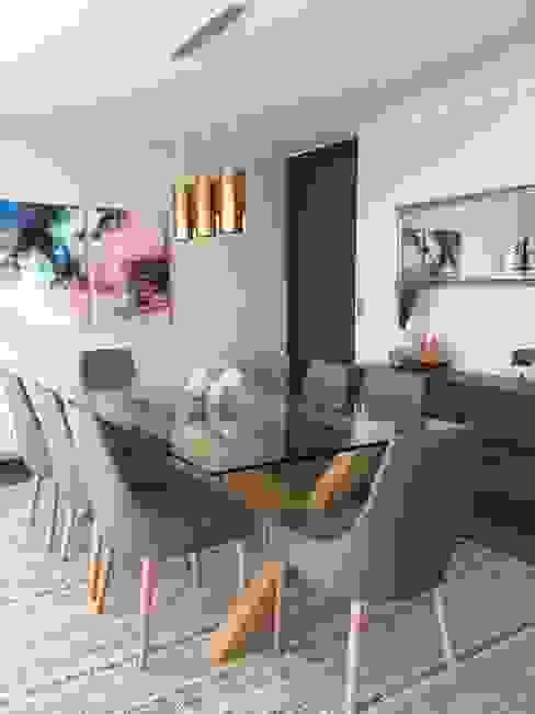 غرفة السفرة تنفيذ MM Design