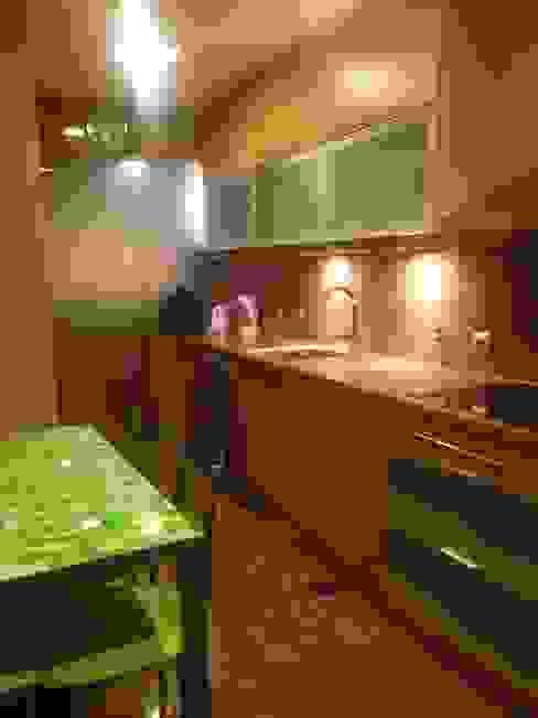 ANTES - Cozinha por PROJETARQ