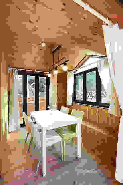 선룸 by 주택설계전문 디자인그룹 홈스타일토토 모던