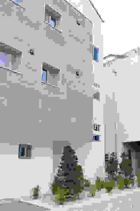 Houses by AAPA건축사사무소,
