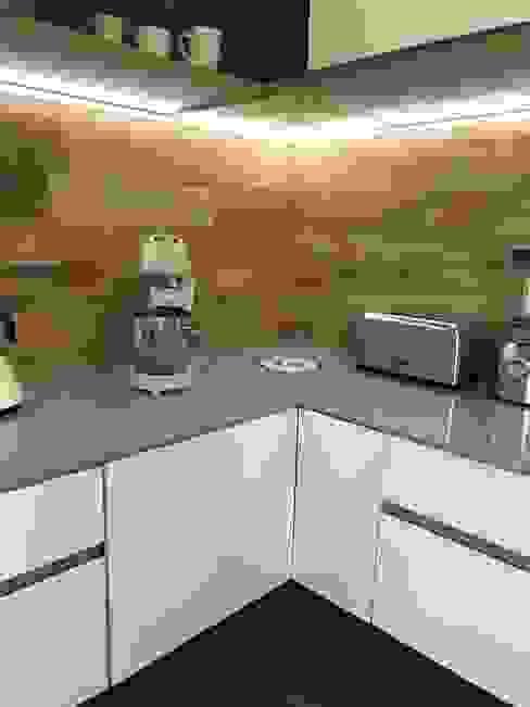 Monoambiente Cocinas minimalistas de Modulus Minimalista