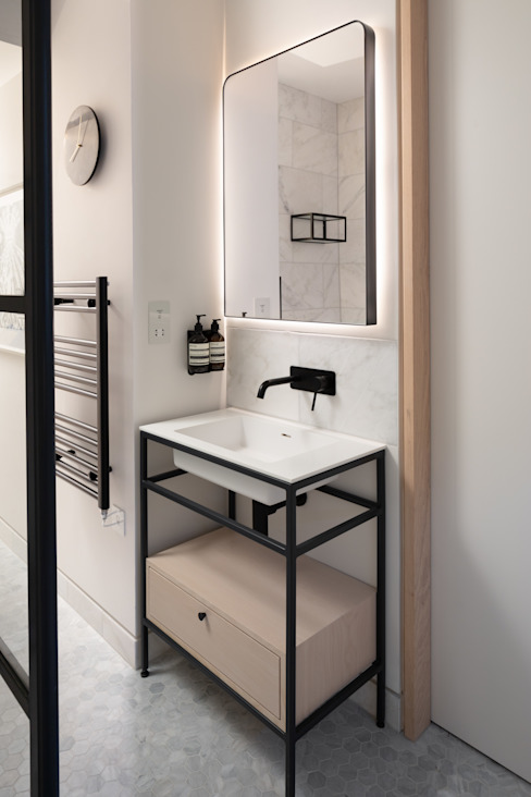 Shape London의  욕실