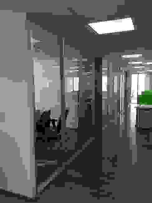 書房/辦公室 by BP construcciones & acabados