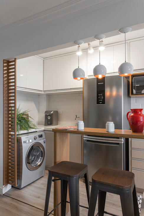 Small kitchens by Studio Elã