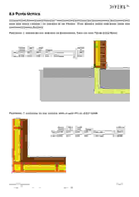 Puentes térmicos Divers Arquitectura, especialistas en Passivhaus en Sabadell