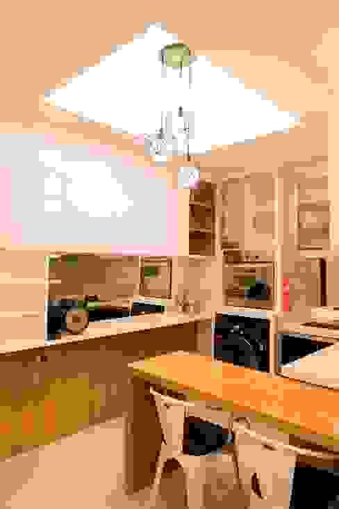 Kitchen Area Total Renov Studio Dapur Minimalis White