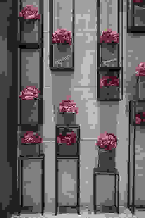 東方綺麗風華   I'M SPA 會館   建築室內共同制作:  牆壁與地板 by 竹村空間 Zhucun Design
