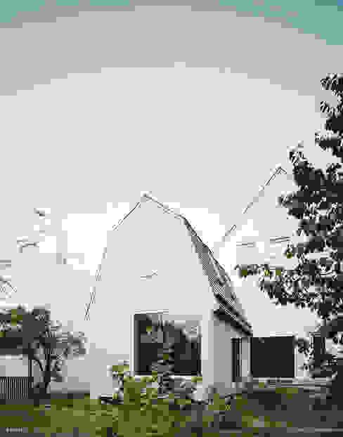 van AMUNT Architekten in Stuttgart und Aachen Modern MDF
