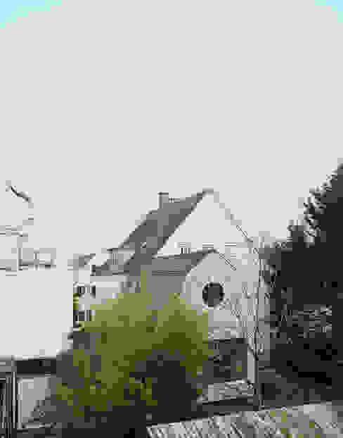 van AMUNT Architekten in Stuttgart und Aachen Klassiek Stenen