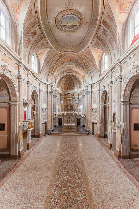 chiesa san giovanni battista elena romani PHOTOGRAPHY Musei in stile classico