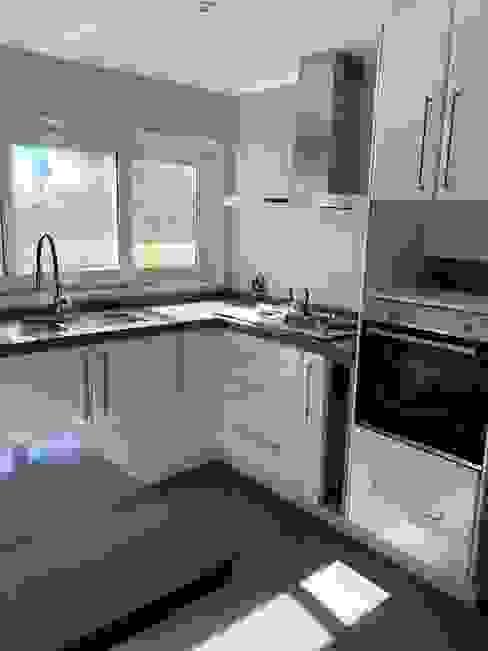 Diseño de Cocina, baños, loggia y closet en Osorno Quo Design - Diseño de muebles a medida - Puerto Montt Muebles de cocinas