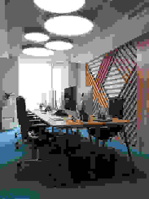 Офисные помещения в . Автор – Дизайн интерьера Киев|tishchenko.com.ua,