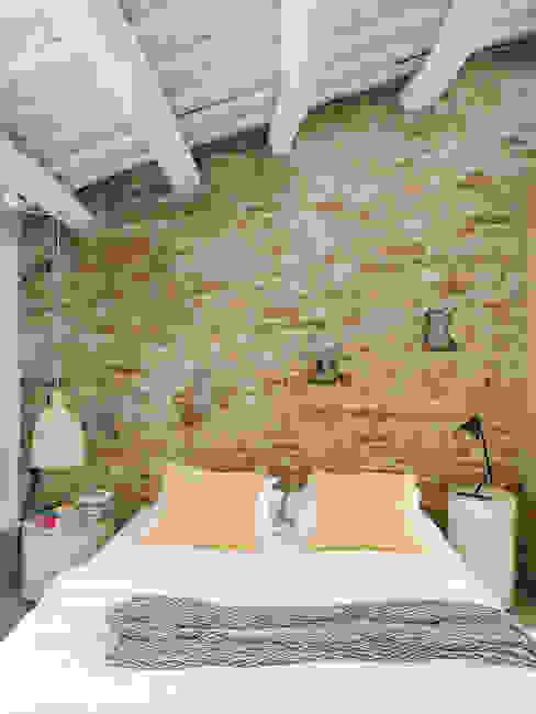 Dormitorio Abrils Studio Dormitorios de estilo mediterráneo