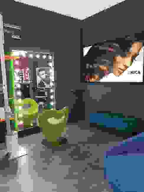 صالات عرض تنفيذ Unica by Cantoni,