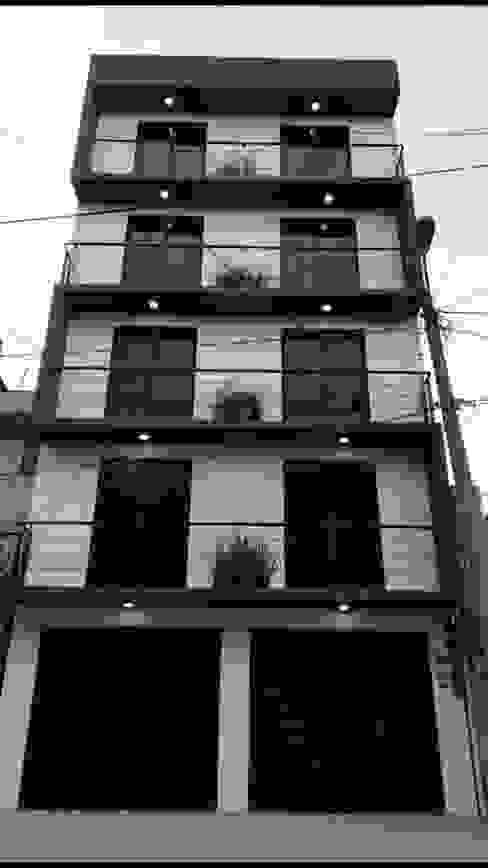 DEPARTAMENTOS RAMOS MILLAN - CDMX Grupo Viesa Condominios Azulejos Negro