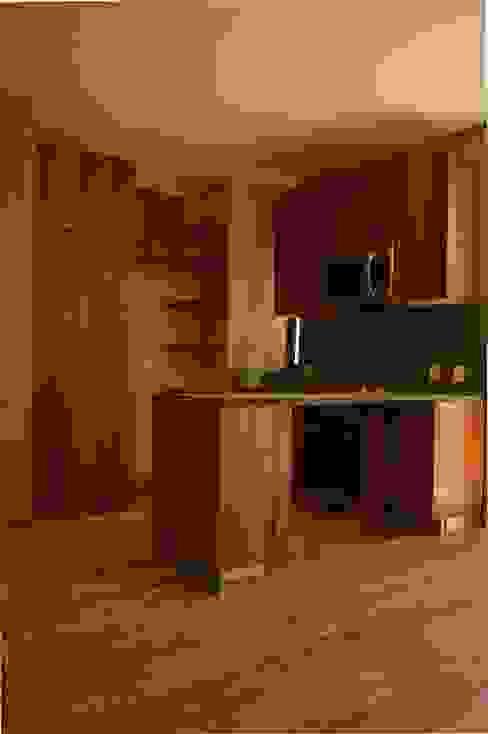 MOKALI Carpintería Residencial Dapur Modern Kayu Multicolored