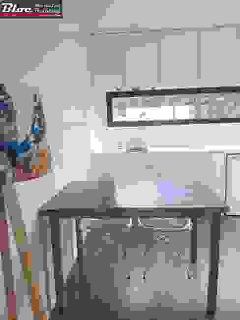 Kitchnette (Cozinha) BLOC - Casas Modulares