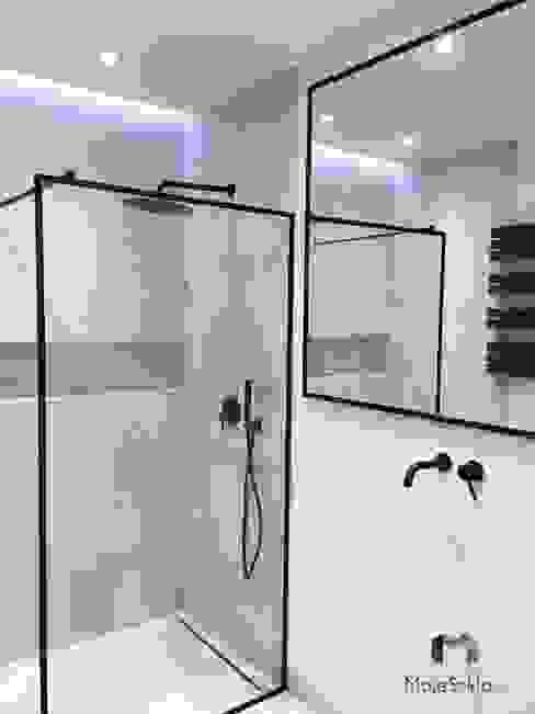 Ванная комната в . Автор – Moje Szkło,