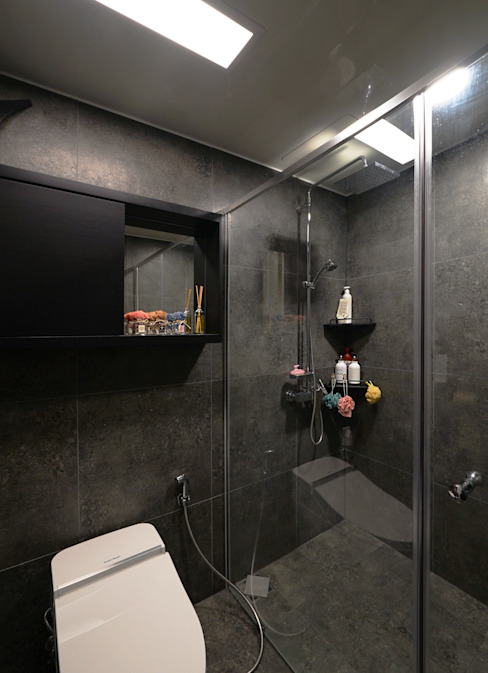 Modern bathroom by 디자인 아버 Modern
