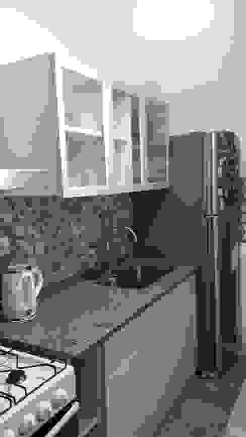 廚房 by A3 arquitectas - Salta,