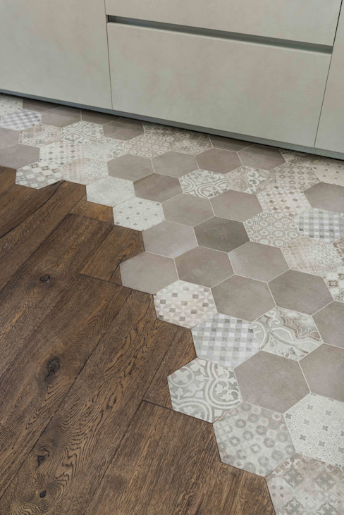 โดย Orsolini โมเดิร์น ไม้ Wood effect