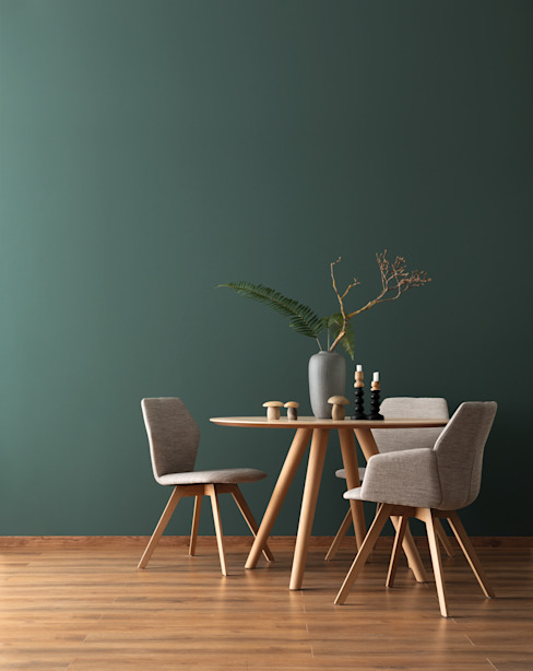 Classic style dining room by SCHÖNER WOHNEN-FARBE Classic