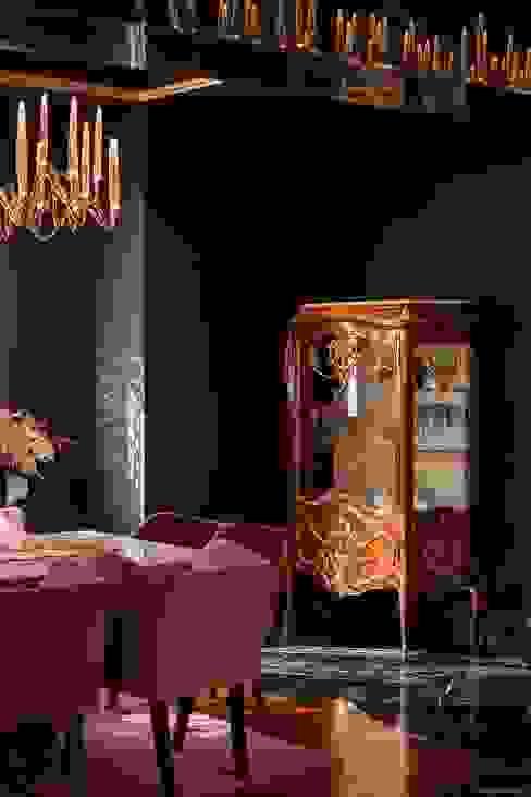 دوبليكس فى التجمع الخامس: كلاسيكي  تنفيذ lifestyle_interiordesign, كلاسيكي