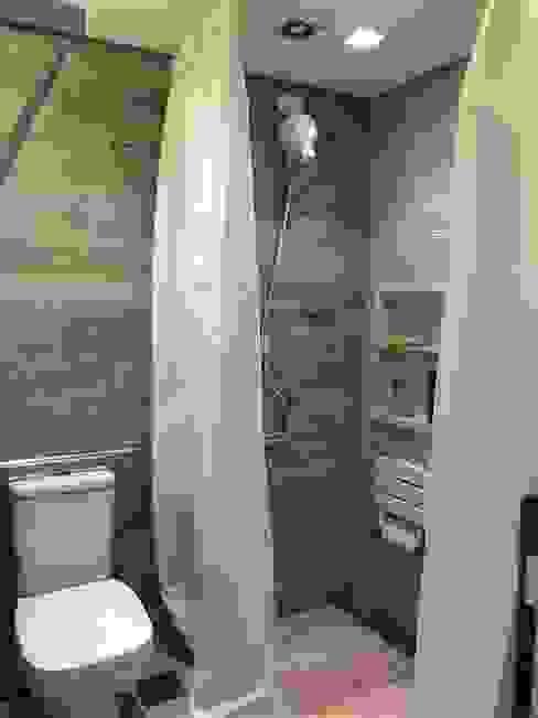 Banheiro acessivel homify Banheiros modernos