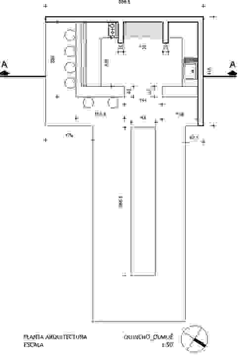 Diseño & Construcción Quincho Olmué Latitud Sur