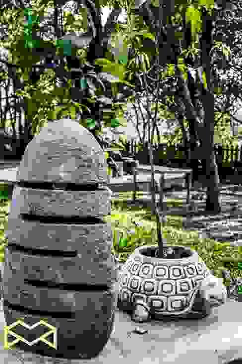 Moderner Garten von MOS DESIGNS Modern
