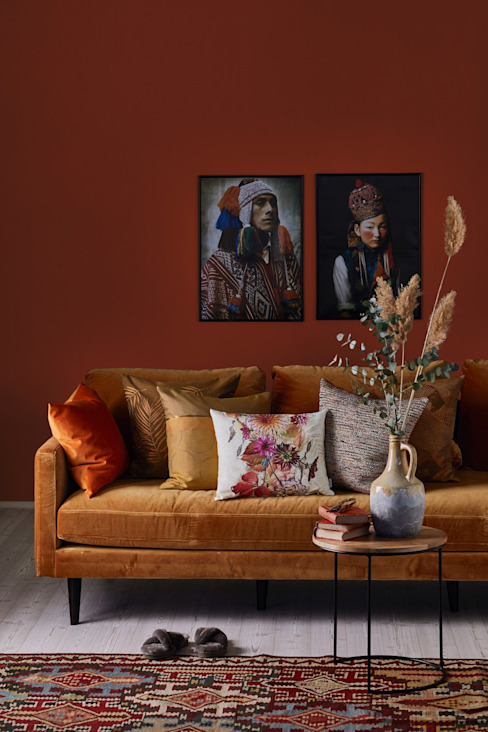Art. Arte, 1306, 1305, 1311, Tweed, 1307 Moderne Wohnzimmer von Alfred Apelt GmbH Modern