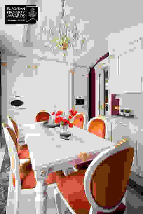 Kitchen - 2 / Bosphorus City Villa by Sia Moore Archıtecture Interıor Desıgn Classic Wood Wood effect