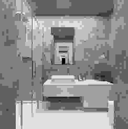 Bathroom / Hayat Villas Modern bathroom by Sia Moore Archıtecture Interıor Desıgn Modern Ceramic