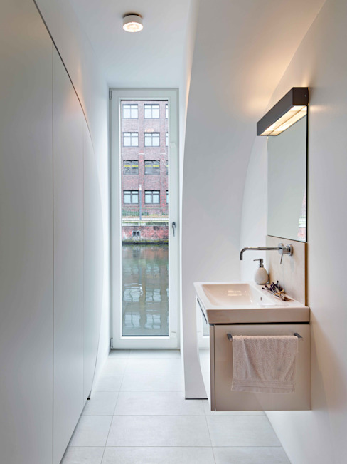 PlanWerk° Architektur & Energieberatung Wickersheim Mannsfeld PartG mbB Salle de bain originale